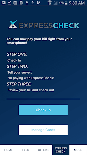 ExpressCheck- screenshot thumbnail