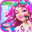 Makeup Salon - Beach Party icon