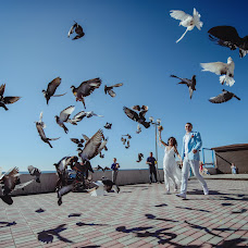 Wedding photographer Aleksey Tkachev (ALTart). Photo of 17.07.2018