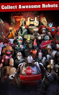Iron Kill Robot Fighting Games Screenshot 4