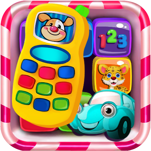 Phone for kids baby toddler (game)