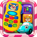 Phone for kids baby toddler Icon
