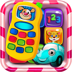 Phone for kids baby toddler for PC and MAC