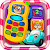 Phone for kids baby toddler - Baby phone file APK for Gaming PC/PS3/PS4 Smart TV