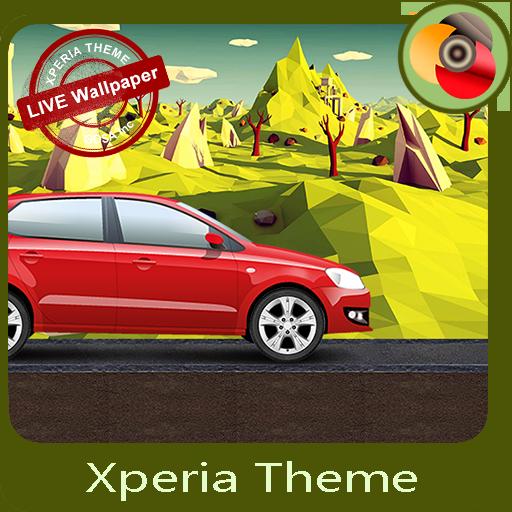 Go by car | Xperia™ Theme