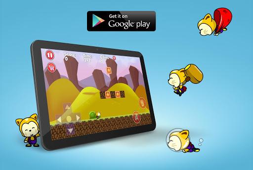 Super Fox Hero World|玩街機App免費|玩APPs