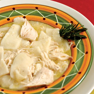 Bea's Grand Champion Chicken and Dumplings By Rachel Bertone - May 13, 2011