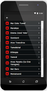 Teddy Afro Songs & Lyrics, Current. - náhled