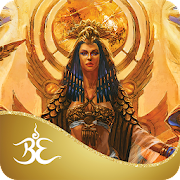 App Icon for Isis Power of the Priestess Healing Meditations App in Czech Republic Google Play Store
