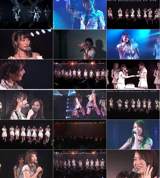 AKB48 160305  チームK 「最終ベルが鳴る」公演 藤田奈那 & 茂木忍 生誕祭
