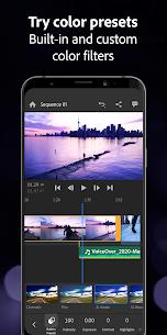 Adobe Premiere Rush Mod Apk — Video Editor 8
