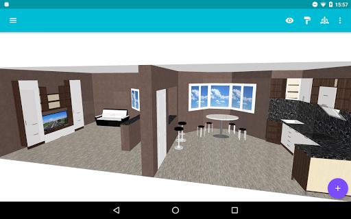 Kitchen Planner 3D 1.9.1 screenshots 2
