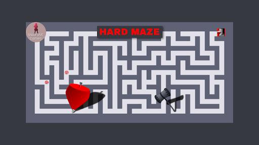 ハード迷路