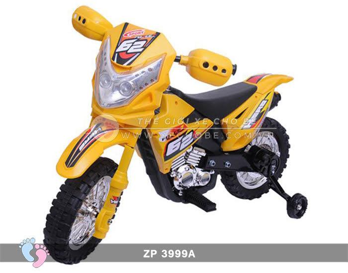Xe mô tô điện 2 bánh địa hình cho bé ZP3999A 10