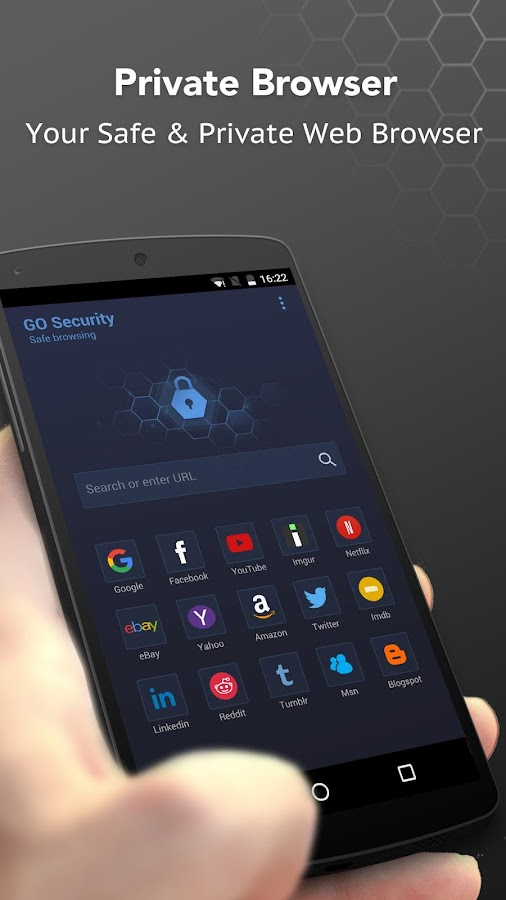 GO Security, AntiVirus AppLock- screenshot