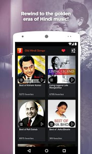 Old Hindi Songs by Gaana App Download For Android 1