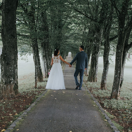 Wedding photographer Dominik Konjedic (DominikKonjedic). Photo of 21.10.2017