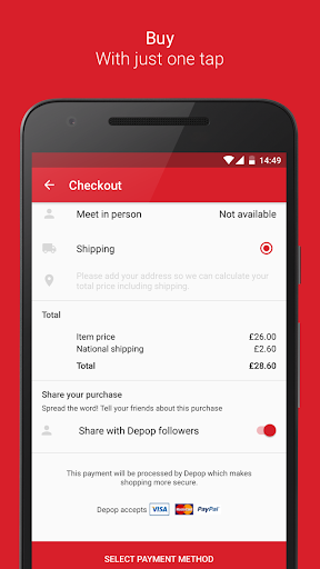 玩免費購物APP 下載Depop - Buy, Sell and Share app不用錢 硬是要APP