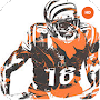 AJ Green Wallpaper HD NFL APK icon