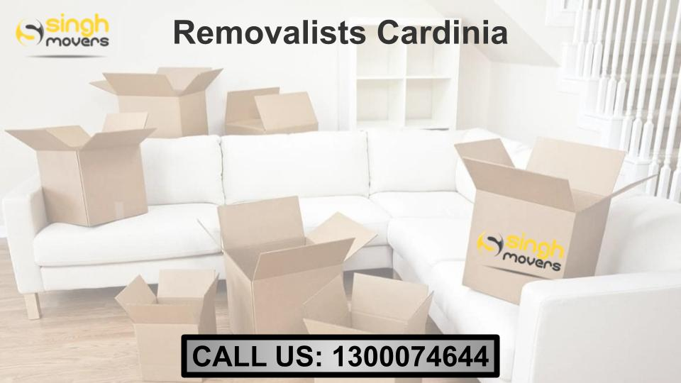 Removalists Cardinia