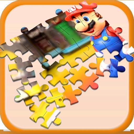 Puzzle Toys for Super Mario