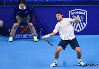 Schwartzman trekt goede lijn door na zege tegen Murray en heerst in sterk tweede deel van zijn kwartfinale