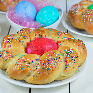 Italian Easter Bread- Pane di pasqua