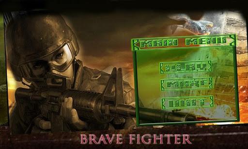 勇敢な戦士