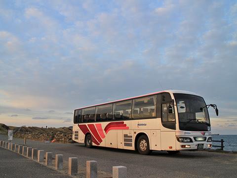 西鉄「フェニックス号」インスタ映えツアー 6016 波戸岬にて_05