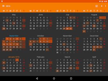 DigiCal+ Calendar Screenshot 21