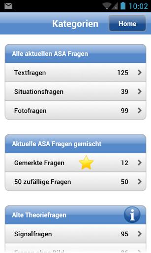 Theorieprüfung Auto 2019/20 Fahrlehrer24 screenshot