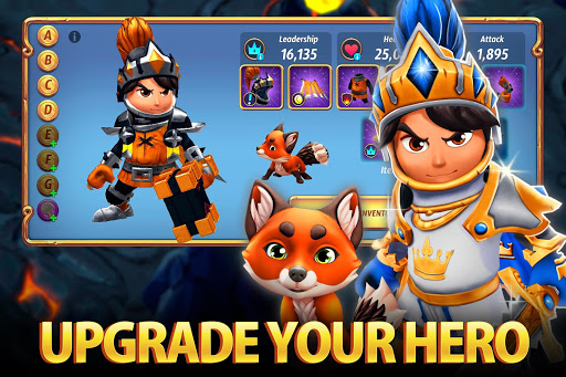 Royal Revolt 2: Tower Defense RPG and War Strategy 5.0.0 androidappsheaven.com 2