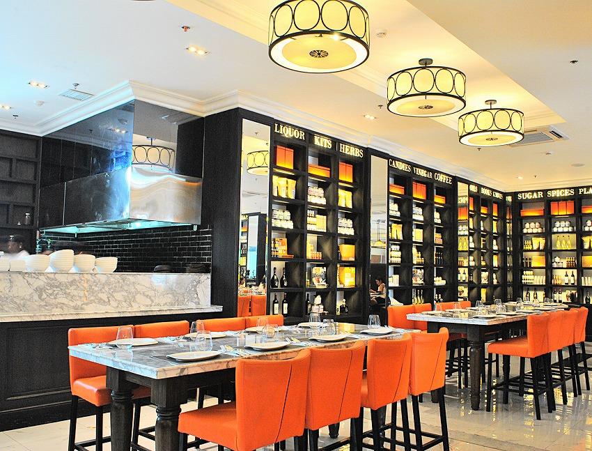 Bonifacio global city your guide to work life balance for Aura global cuisine