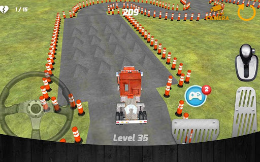 玩免費角色扮演APP|下載Truck Parking 3D 2015 app不用錢|硬是要APP
