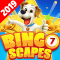 Bingo Scapes - Lucky Bingo Game Free to Play APK