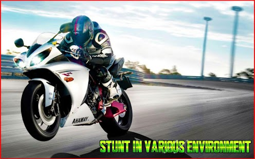 Highway Bike Racer Free Racing Games - náhled