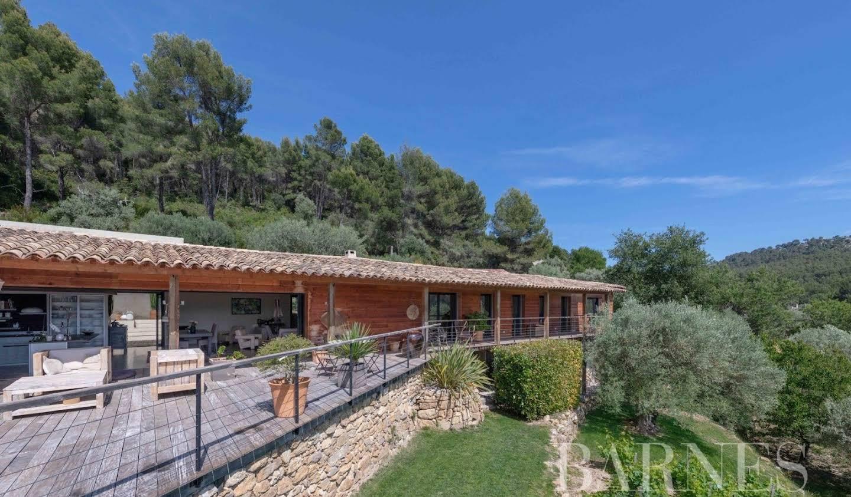 Maison avec piscine et terrasse Evenos