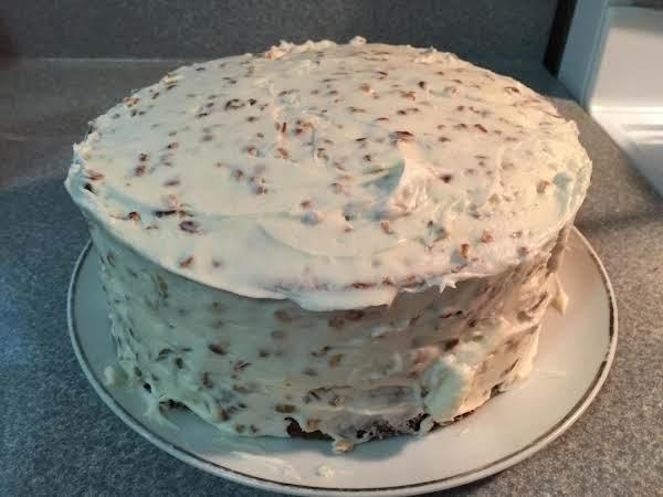 Carrot Cake -mrs Ester,s-Recipe 1958