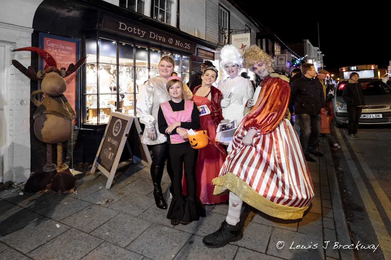 Photos Tenterden Christmas Market 2015