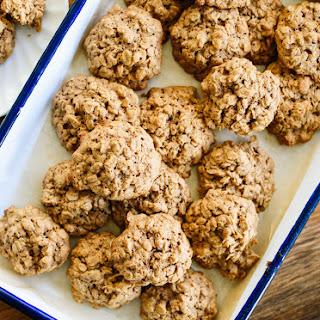Oat Flour Oatmeal Cookies Recipes