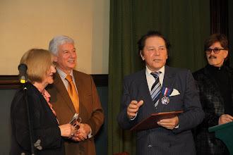 Photo: Janina Jaroszyńska, Ryszard Rembiszewski, Tadeusz Woźniakowski, Edward Hulewicz.
