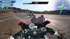 Traffic Speed Rider  - リアルモトレーシングゲームのおすすめ画像1