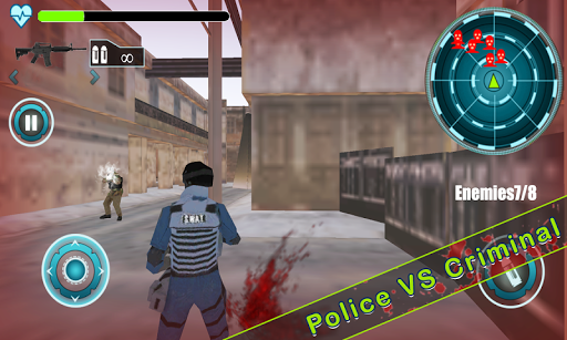 免費下載動作APP|Swat Shootout Crime City app開箱文|APP開箱王