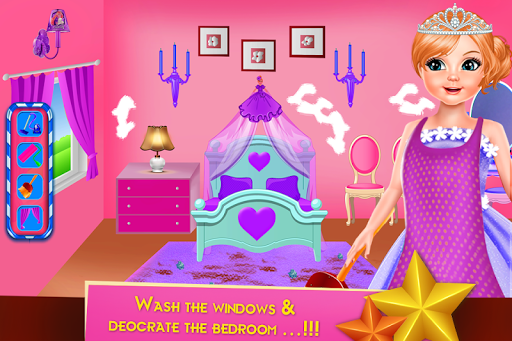 Sweet Princess Doll Dreamhouse Design Adventure 1.0.3 screenshots 1