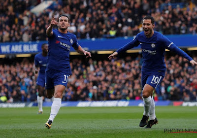 Pedro assure qu'Eden Hazard est focalisé sur Chelsea