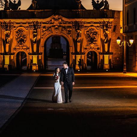 Wedding photographer Madalin Ciortea (DreamArtEvents). Photo of 08.01.2018