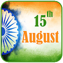 Independence Day wishes Images SMS icon