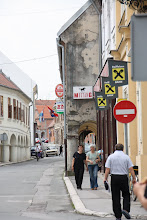 Photo: Day 77 - Street in Vukovar