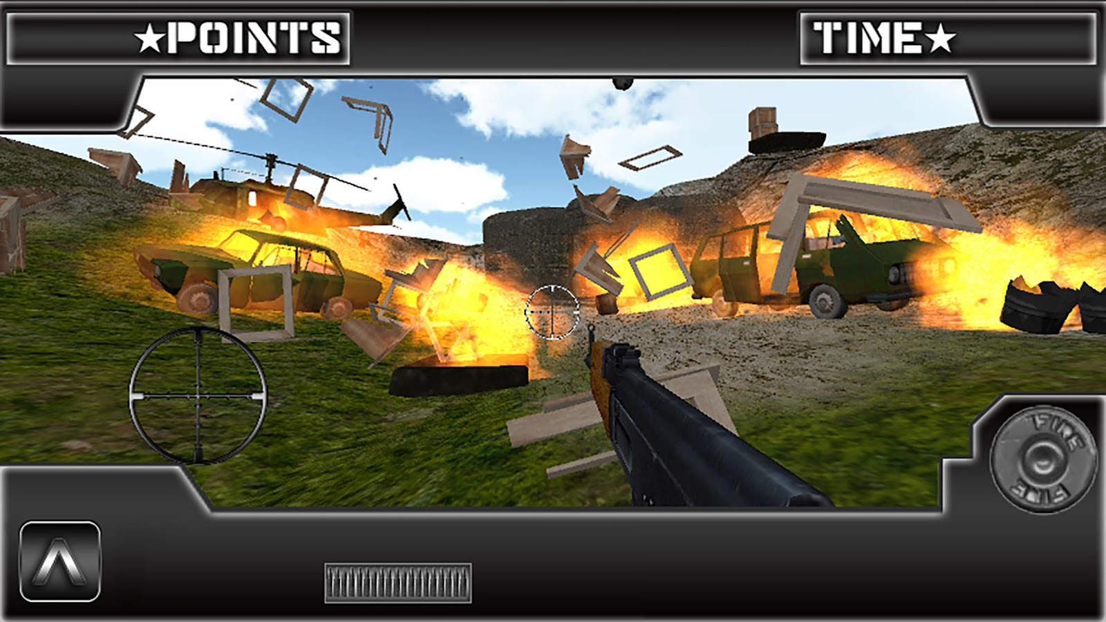 Guns- screenshot