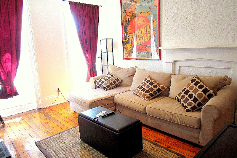 living room upper west side